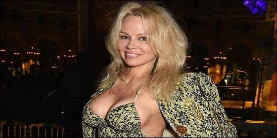 Pamela Anderson criticó el movimiento #MeToo