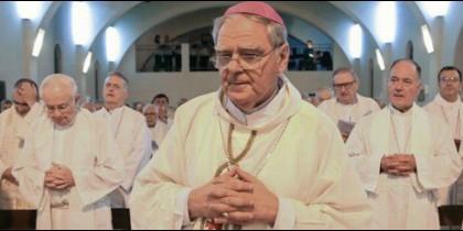 Los obispos argentinos en la misa de apertura de su asamblea plenaria