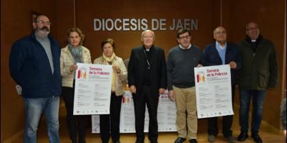 Presentación de la Semana de la Pobreza de la diócesis de Jaén