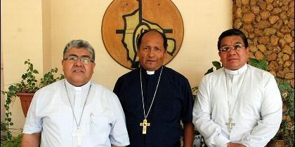 Cúpula episcopal boliviana