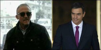 Manuel Morillo, el tirador que dijo querer asesinar a Sánchez, asegura que era 'una fantasía estúpida'.