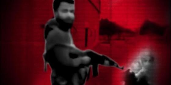 El combatiente del Ejército Libre Sirio matando a su hermana
