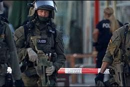 Policia alemana