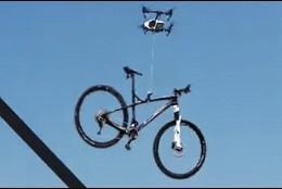 Dron ladrón