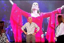 Kiko Hernández contando el 'robo' de Cantora  (Telecinco)