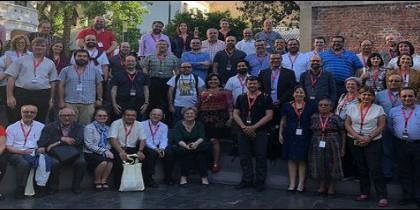 Teólogos del Congreso sobre Medellín