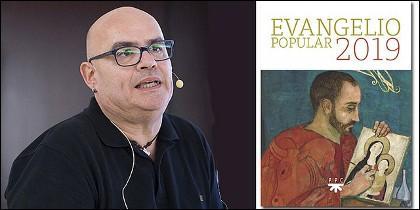 Vicente Esplugues autor de los comentarios al 'Evangelio popular 2019' de PPC