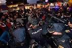 Violencia en los actos de VOX y Hazte Oír en Murcia