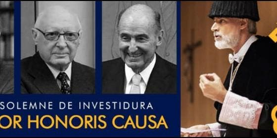 Doctores honoris causa en Comillas