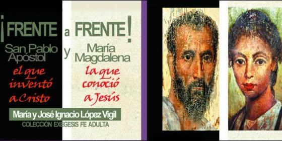 '¡Frente a frente! San Pablo y María Magdalena'