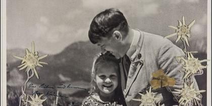 Hitler y Rosa Bernile