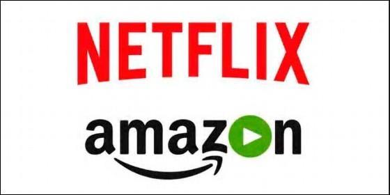 Netflix y Amazon Prime Vídeo
