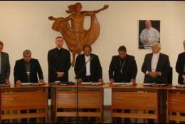 CV Asamblea Plenaria de los obispos bolivianos