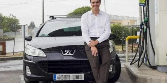 El Peugeot 407 SW de Sánchez