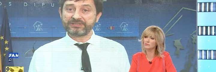 Rafa Mayoral y Susanna Griso.