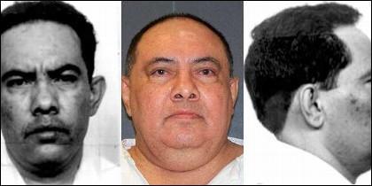 Roberto Moreno Ramos cuando fue detenido y antes de ser ejecutado.