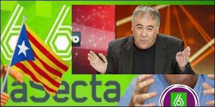 Atresmedia: La manipulación en LaSexta de García Ferreras