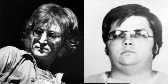 John Lennon y David Chapman, el homicida que le quitó la vida