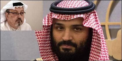 El príncipe heredero de Arabia Saudí, Mohamed bin Salmán, ordenó el asesinato del periodista Jamal Khashoggi.