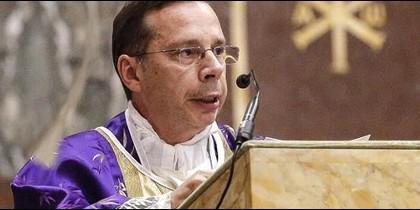 Mariano Fazio, vicario general de la Prelatura del Opus Dei