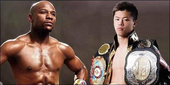 Floyd Mayweather confirma pelea contra estrella de Kickboxing en Japón