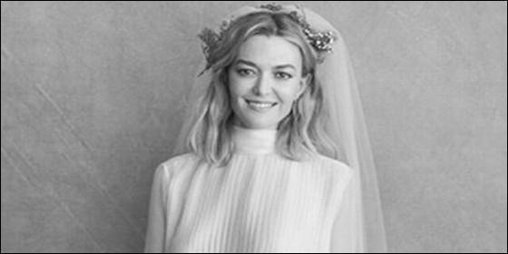 así es el vestido de novia de marta ortega | periodista digital