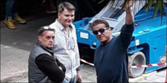Stallone en Tenerife