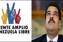 Frente Amplio Venezuela Libre busca formulas para una transición democrática en Venezuela.