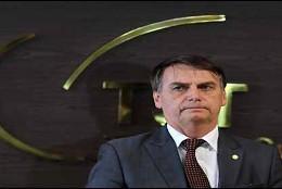El presidente electo de Brasil, Jair Bolsonaro.