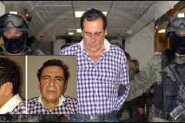 El narco Héctor Beltrán Leyva.