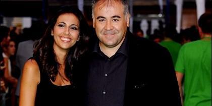 Ana Pastor y Antonio García Ferreras.