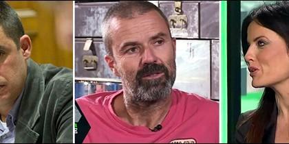 Antonio Naranjo, Pau Donés tan a gusto en laSexta y Cristina Seguí.
