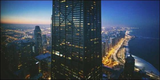 Seis personas sobreviven a una caída de 84 pisos en un ascensor