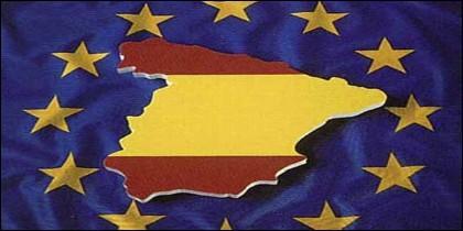 España en la Unión Europea (UE).