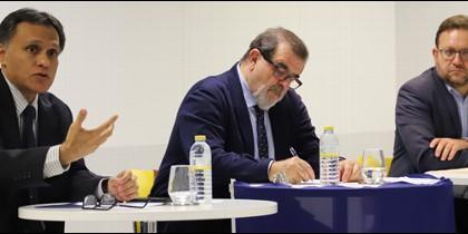 Jorge Huete en la Universidad Loyola Andalucía
