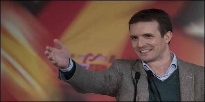 Pablo Casado (PP).
