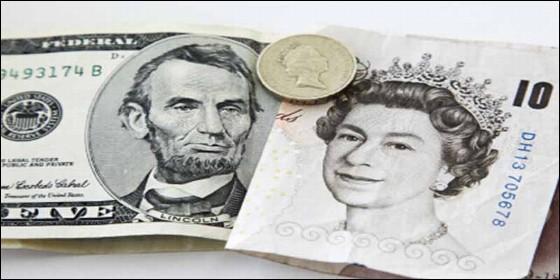 El dólar americano y la libra esterlina.