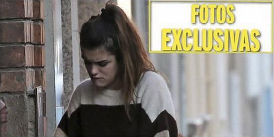 Las imágenes que confirman la ruptura de Amaia Romero y Alfred