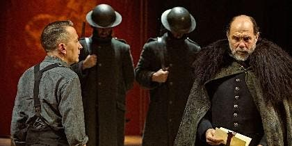 El castigo sin venganza - Teatro de la Comedia