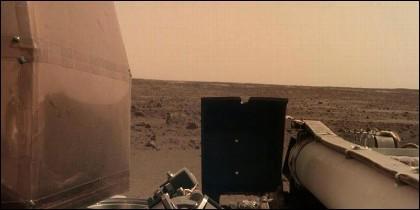 InSight NASA en Marte