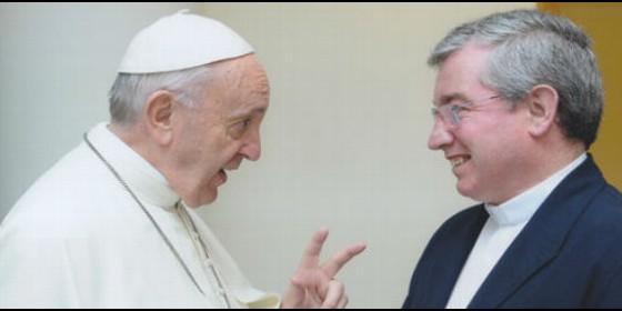 papa el ministerio o la vida consagrada no es el lugar de los