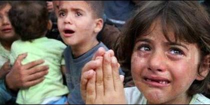 Niños de Gaza. Hermana Bridget Tighe denuncia la indiferencia de injusticia que dura 50 años