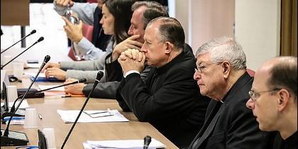Asamblea en Roma de los Legionarios de Cristo 2018