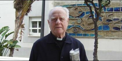 El obispo emérito de Málaga, Ramón Buxarrais