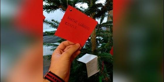 El Deseo Navideño De Unos Devotos Universitarios Catalanes Matar