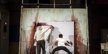 Rojo - Teatro Español