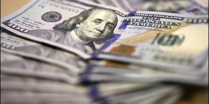 Divisas: dólar.