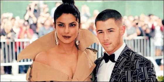 Nick Jonas y Priyanka Chopra tendrán una boda india