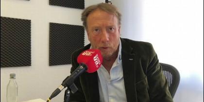 Javier García Isac.