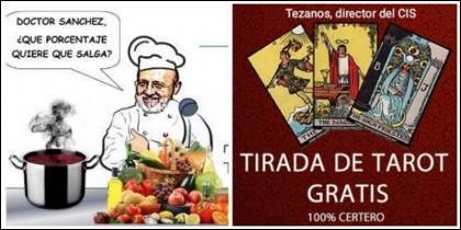 Memes con la cocina de Tezanos.